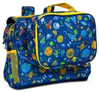 "Bixbee 9.5"" Kids' Imagination Backpack & Lunchbox Set - Outer Space"