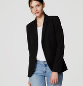 LOFT Petite Custom Stretch Blazer