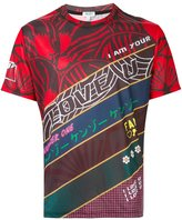 Kenzo mix print T-shirt