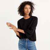 Madewell Bell-Sleeve Top