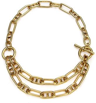 Ben-Amun Short Double-Chain Necklace