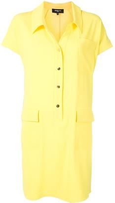 Paule Ka Short Shirt Dress