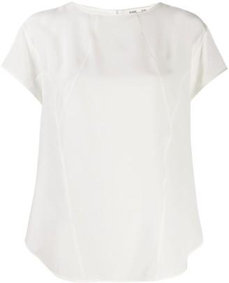 Dvf Diane Von Furstenberg Short-Sleeved Blouse