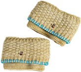 BearPaw Knit Boot Toppers (For Women)