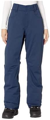 Billabong Outsider Snow Pants (Navy) Women's Casual Pants