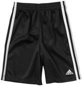 adidas Boys 4-7x Side-Striped Mesh Shorts