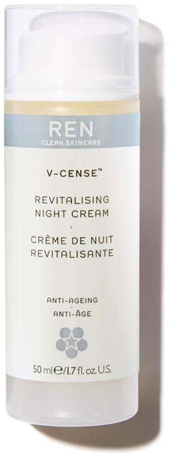 REN V-Cense Revitalizing Night Cream, 1.7 oz./ 50 mL