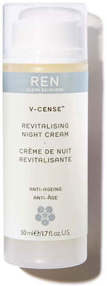 REN V-Cense&153 Revitalizing Night Cream, 1.7 oz./ 50 mL