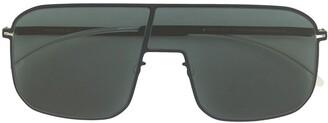 Mykita Aviator Frame Sunglasses
