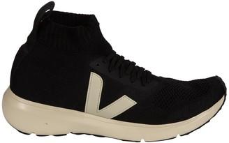 Rick Owens Veja Sock Runner Sneakers