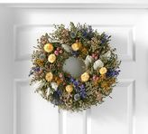 Pottery Barn Live Spring Floral Wreath