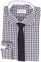Robert Graham Berlin Dress Shirt Men's Long Sleeve Button Up
