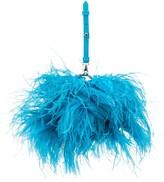Marques Almeida Marques'almeida feathered clutch bag