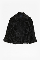 French Connection Polar Teddy Faux Fur Jacket