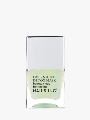 Nails Inc Overnight Detox Mask, 14ml