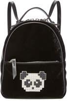 Les Petits Joueurs Baby Mick Panda Backpack