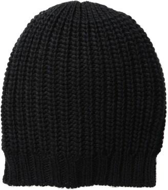 San Diego Hat Company Women's Crochet Knit Rosette Headband with Button Closure