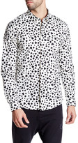 Religion Hannibal Long Sleeve Animal Print Shirt
