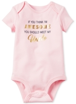 Carter's If You Think I'm Awesome Bodysuit, Baby Girls (0-24 months)