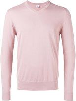 Aspesi V-neck sweater - men - Cotton - 48