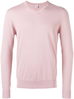 Aspesi V-neck sweater - men - Cotton - 56