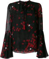 Giambattista Valli embroidered blouse