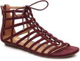 Report Women's Lachlan Gladiator Sandal -Burgundy