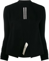 Rick Owens open front cardigan