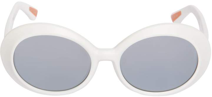 Christian Roth Archive 1993 Round Acetate Sunglasses