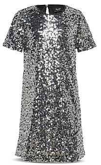 Bardot Junior Girls' Miley Sequin Shift Dress - Big Kid