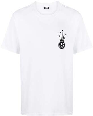 Stussy Crown Link crew-neck T-Shirt