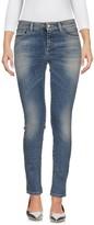 Manila Grace Denim pants - Item 42638703