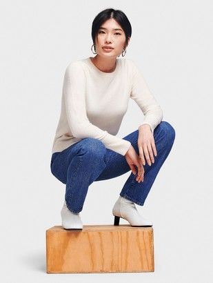 White + Warren Essential Cashmere Crewneck