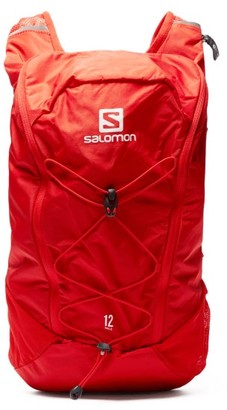 Salomon Agile 12 Technical Backpack - Red