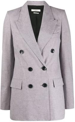 Etoile Isabel Marant Linya double breasted blazer