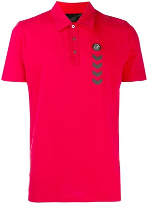 Philipp Plein Statement polo shirt