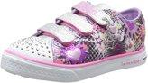 Skechers Twinkle Breeze-Pop Life Light-Up Sneaker (Little Kid)