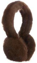 Brown Mink Earmuffs