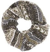 Charlotte Russe Aztec Print Infinity Scarf