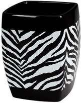 Creative Bath Zebra Wastebasket
