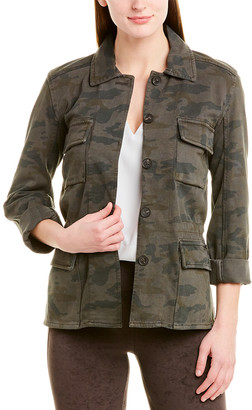 James Perse Military Jacket