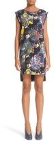 Zero Maria Cornejo Women's Tara Nola Print Silk Crepe Tunic Dress
