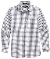 Nordstrom Windowpane Plaid Dress Shirt