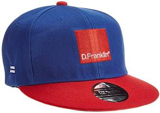 D.Franklin -RED BLEND SNAPBACK Cap