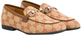 Gucci Sand Loafers