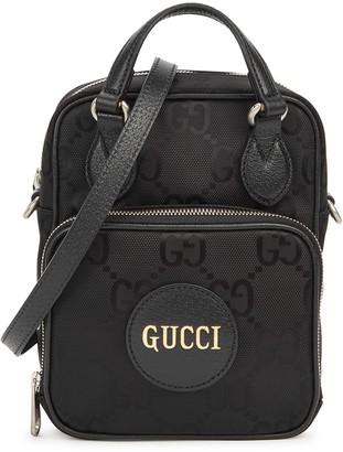 Gucci Off The Grid GG-jacquard Nylon Shoulder Bag
