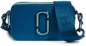 Marc Jacobs Coated Leather Crossbody Bag