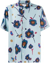 Paul Smith short sleeve floral print shirt
