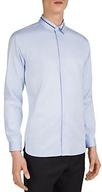 The Kooples Smart Twill Shirt