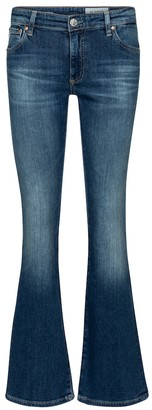 AG Jeans High-rise bootcut jeans